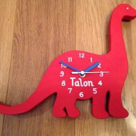 Dinosaur Clock – Dippy