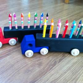 Pencil & Crayon Truck