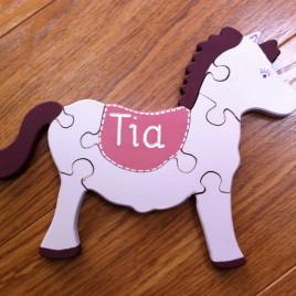 Pony Jigsaw Puzzle