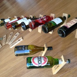 Bottle Holder – Gravity Defying Design